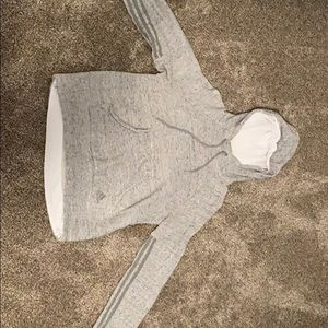 Grey Hoodie from Adidas